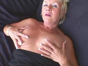 Granny crazy fucked by horny guy with fat cock