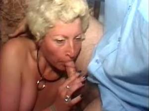 Dirty granny gets lavish cumload after hard fuck