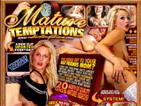 Mature Temptation- Get Bonus Access to 5 Mature Porn Sites and 54+ XXX Sites